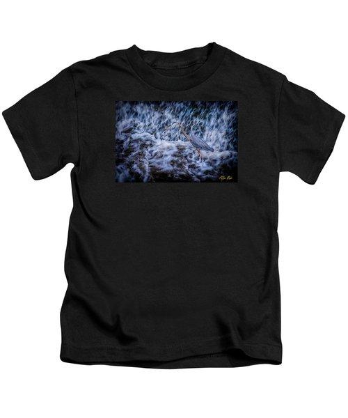 Heron Falls Kids T-Shirt