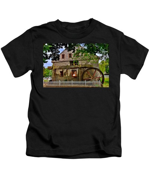 Herr's Grist Mill Kids T-Shirt