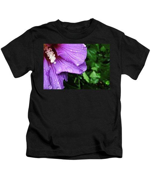 Hibiscus Corner Kids T-Shirt