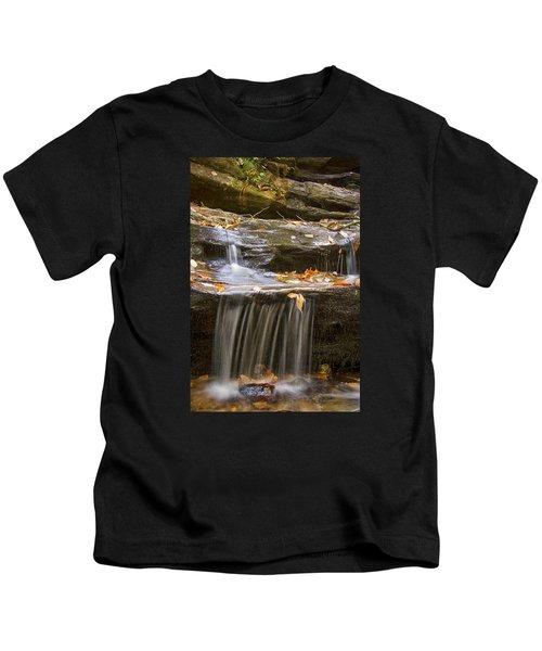 Hidden Falls Detail Kids T-Shirt