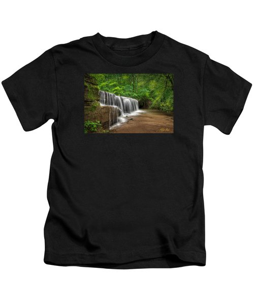 Hidden Falls  Kids T-Shirt