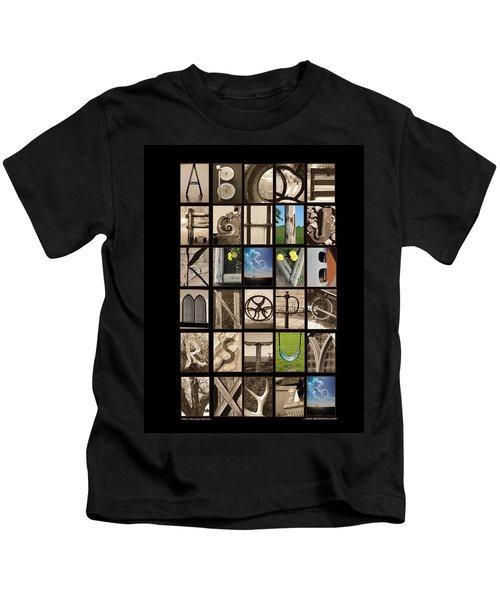 Hidden Message Kids T-Shirt
