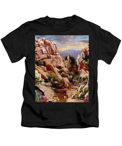 Hidden Valley Trail Kids T-Shirt