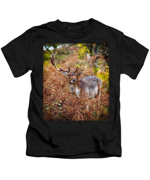 Hiding In The Bracken Kids T-Shirt