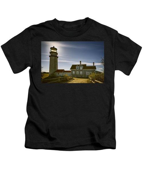 Highland Lighthouse Kids T-Shirt