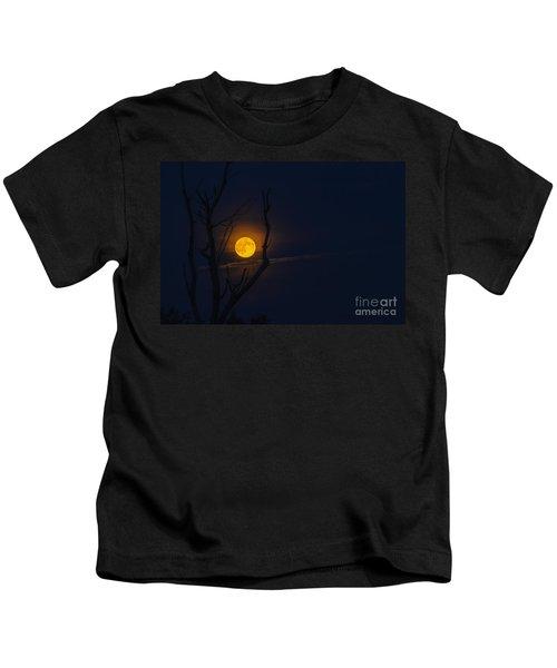 Highland Moon  Kids T-Shirt