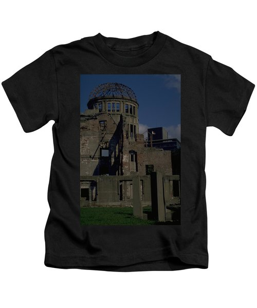 Hiroshima Peace Memorial Kids T-Shirt
