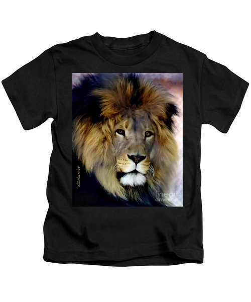 His Majesty The King Kids T-Shirt