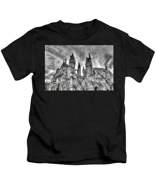 Hogwarts Castle 1 Kids T-Shirt
