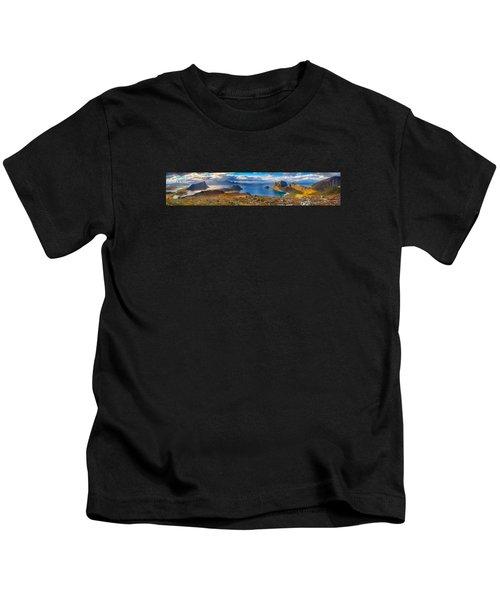 Holandsmelen Panorama Kids T-Shirt