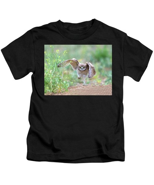 Hold On, I'm Comin' Kids T-Shirt