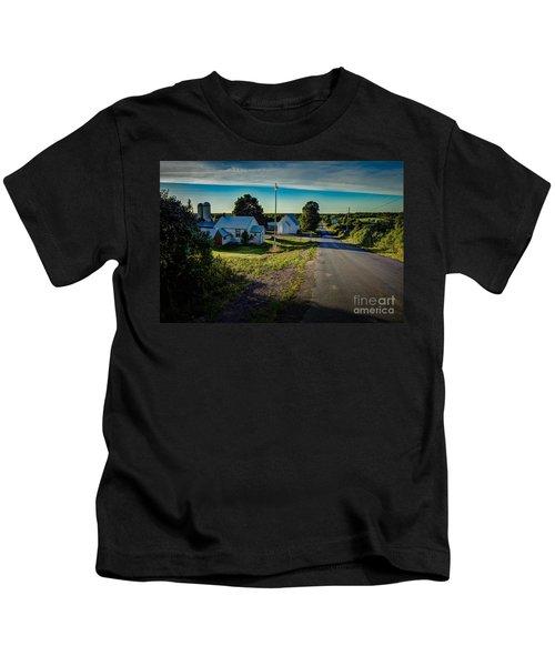 Holleford Rim Kids T-Shirt