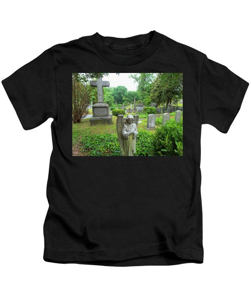Hollywood Cemetery Kids T-Shirt