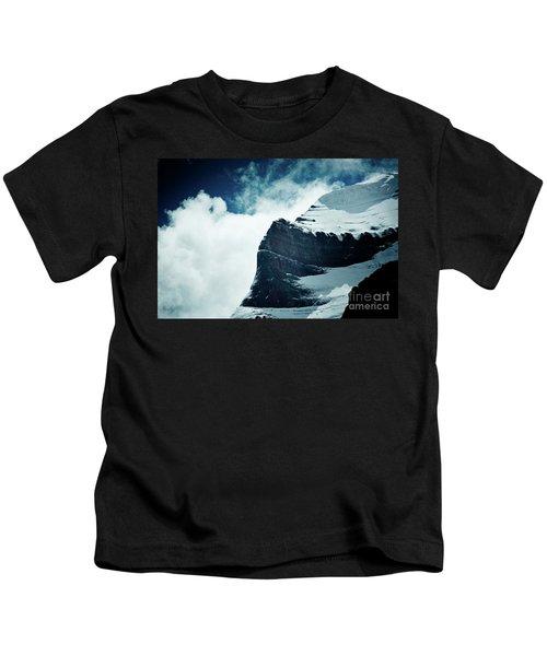 Holy Kailas West Slop Himalayas Tibet Artmif.lv Kids T-Shirt