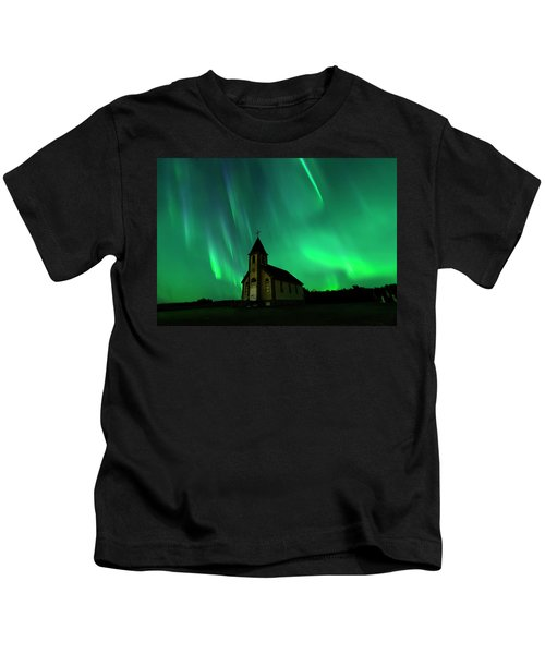 Holy Places Kids T-Shirt