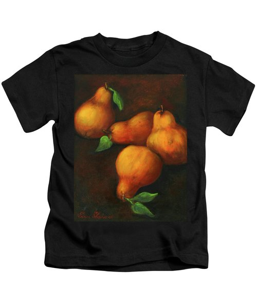 Honey Pears Kids T-Shirt