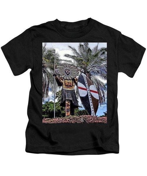 Honolulu Zoo Keeper Kids T-Shirt