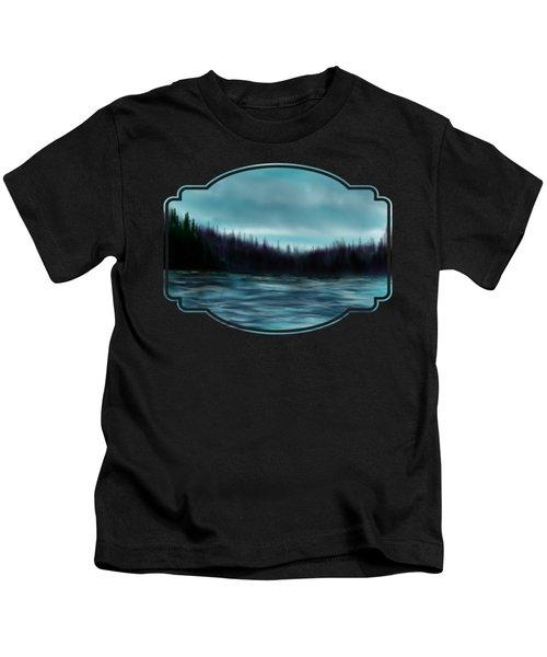 Hood Canal Puget Sound Kids T-Shirt