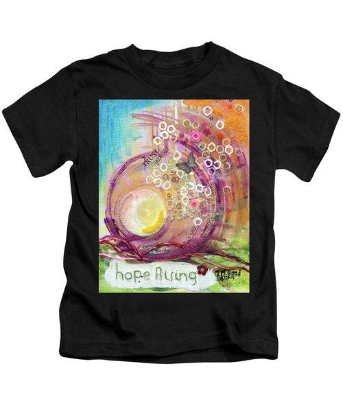 Hope Rising Kids T-Shirt
