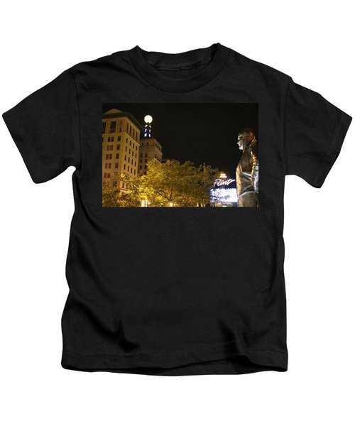 Hopeful For Flint's Future Kids T-Shirt