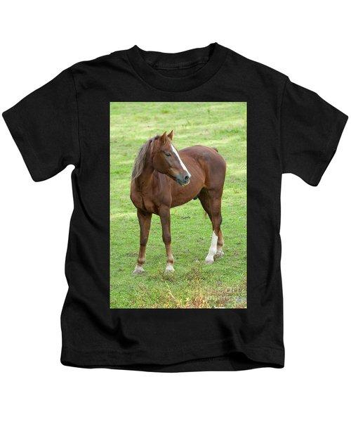 Horse Kids T-Shirt