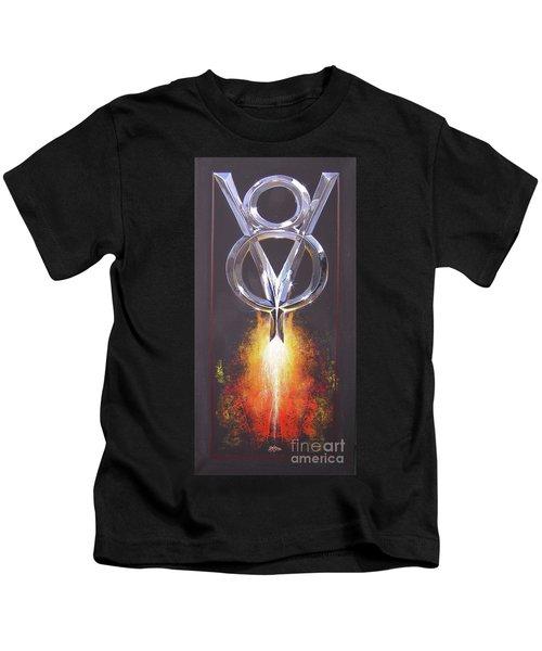Hot Rod Power  Kids T-Shirt