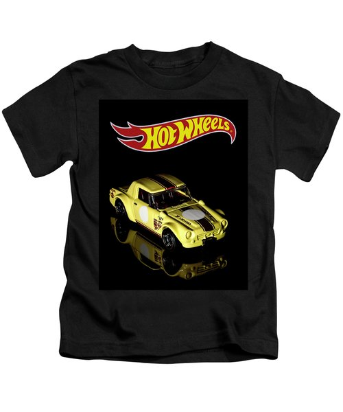 Hot Wheels Datsun Fairlady 2000 Kids T-Shirt
