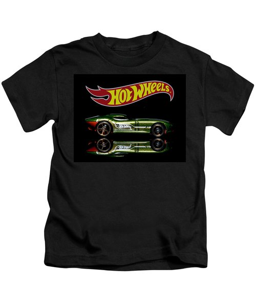Hot Wheels Fast Felion Kids T-Shirt