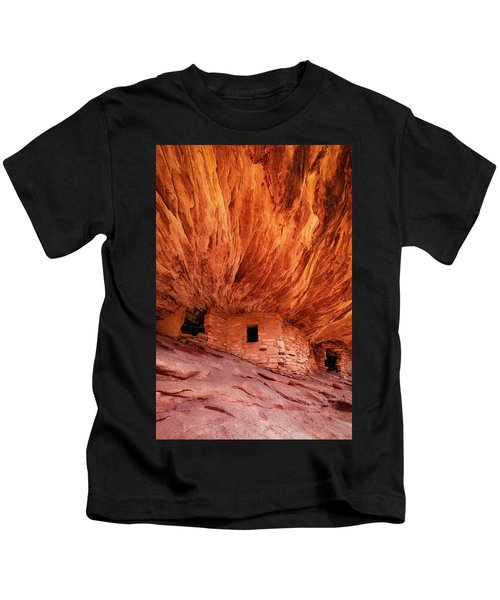 House On Fire Kids T-Shirt