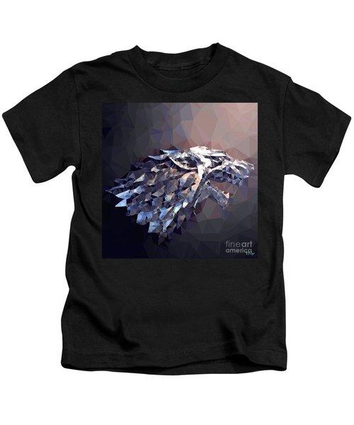 House Stark Kids T-Shirt