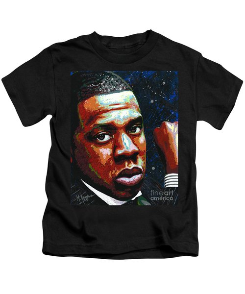 I Am Jay Z Kids T-Shirt