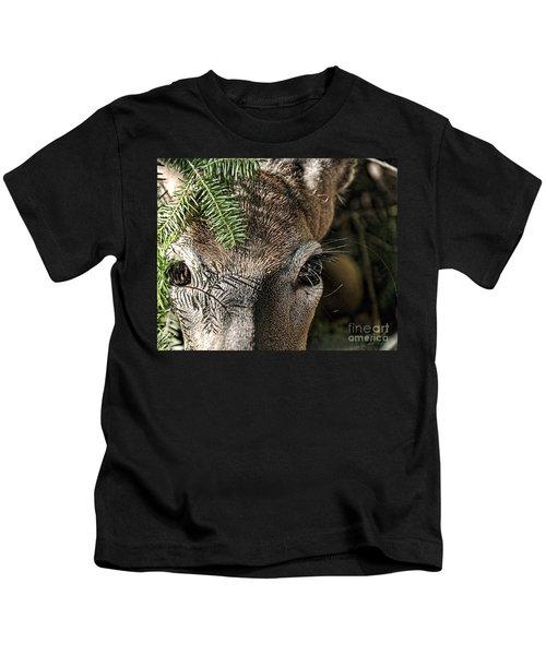 I See You Ginkelmier Inspired Deer Kids T-Shirt