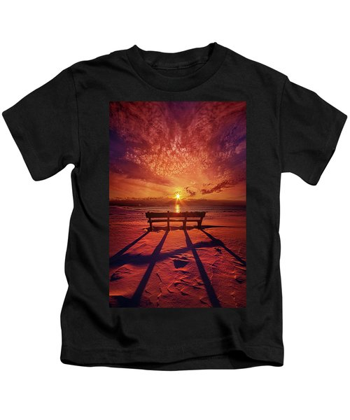 I Will Always Be With You Kids T-Shirt
