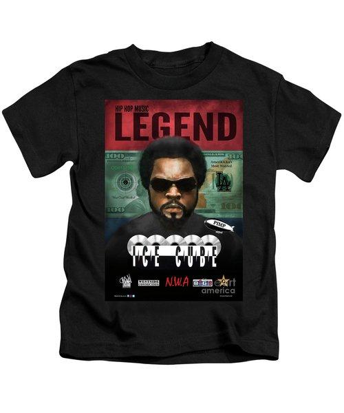 Ice Cube  Kids T-Shirt