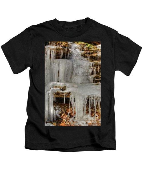Ice Flow Kids T-Shirt
