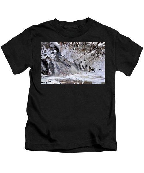 Icy Spring Kids T-Shirt