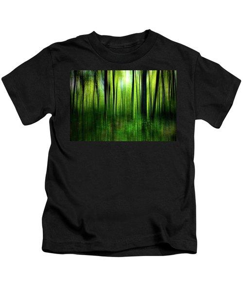 If A Tree Kids T-Shirt