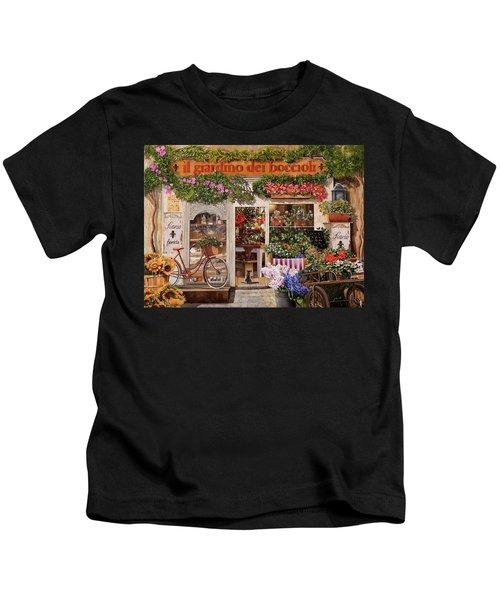 Il Giardino Dei Boccioli Kids T-Shirt