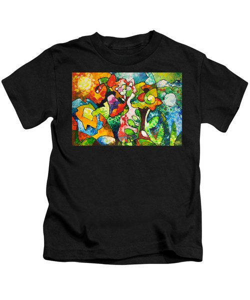 In Bloom Kids T-Shirt