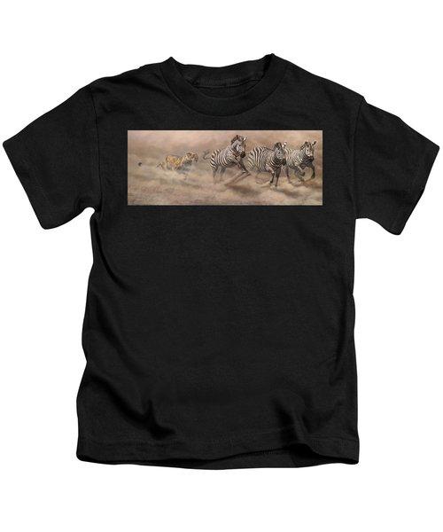 In Pursuit Kids T-Shirt