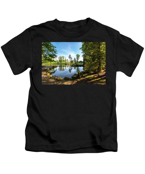 In The Early Morning Light Kids T-Shirt