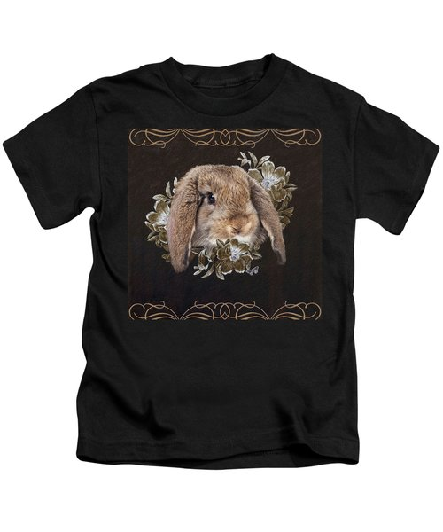 In The Garden Of Whispers Kids T-Shirt