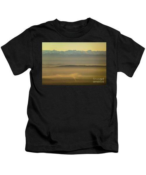 In The Mist 5 Kids T-Shirt