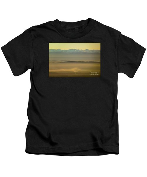 In The Mist 5 Kids T-Shirt