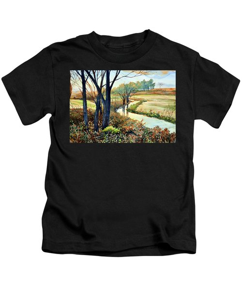 In The Wilds Kids T-Shirt