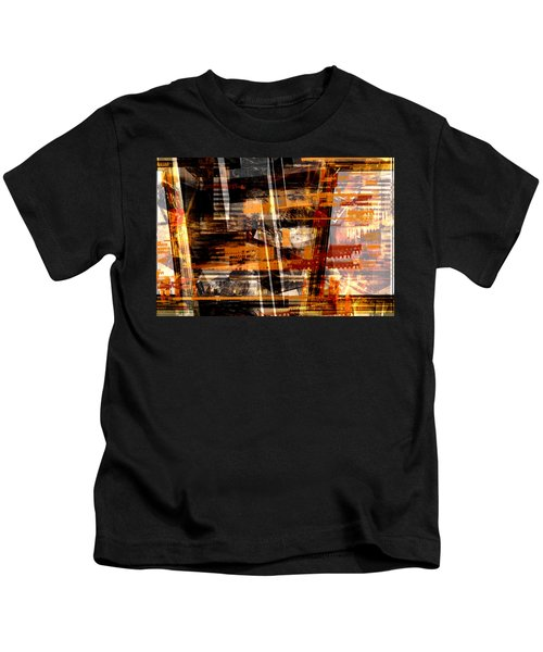 In The Wind Kids T-Shirt