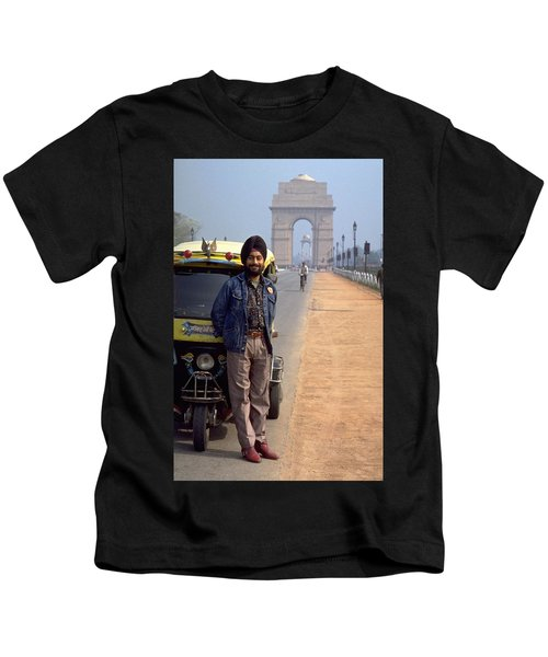 India Gate Kids T-Shirt