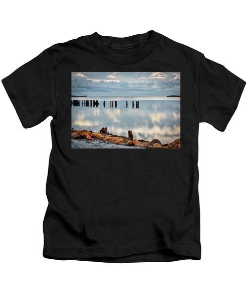 Indian River Morning Kids T-Shirt