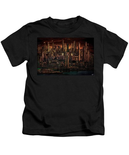 Industrial Psychosis Kids T-Shirt