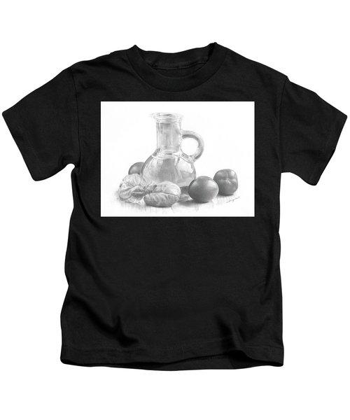 Ingredients Kids T-Shirt